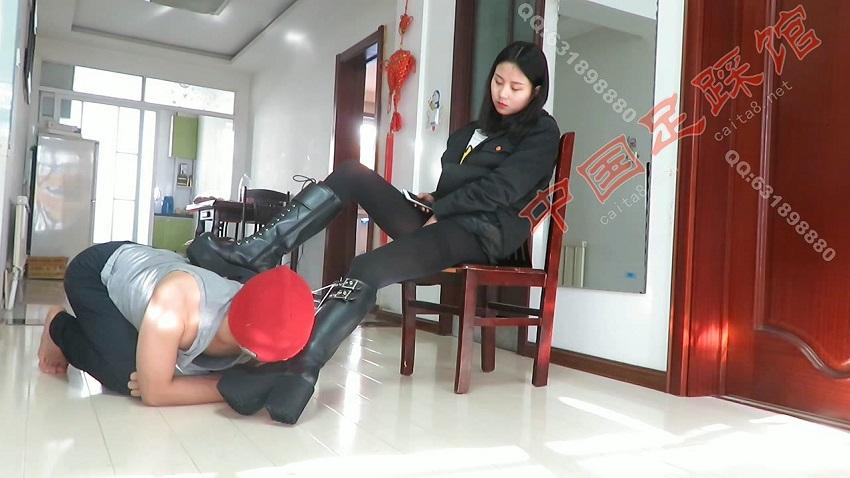 Yuanyuan asian mistress femdom video